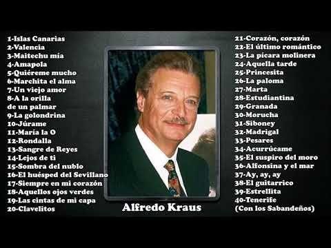 Alfredo Kraus - YouTube