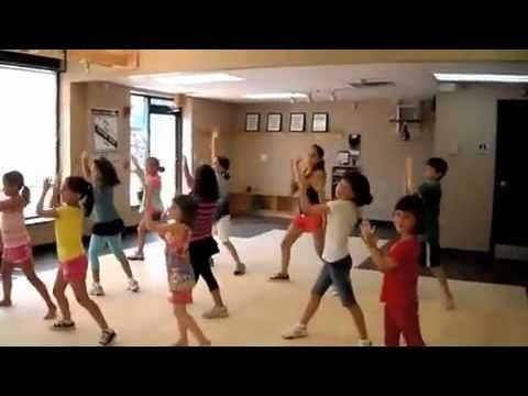 Children Zumba Fitness - YouTube