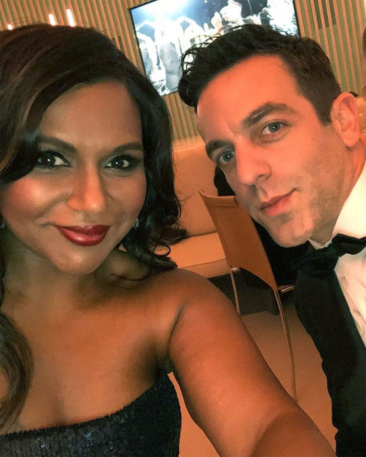 Mindy Kaling Was Moved to Tears by B.J. Novak's Sweet Message About How Proud of Her He Is