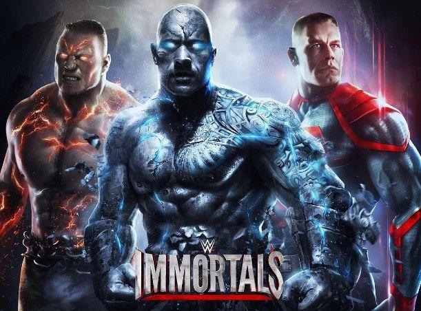 Download Game WWE Immortals Mod Apk Data Android update versi terbaru game laga gratis mainkan game pertarungan terhebat ini di android kamu