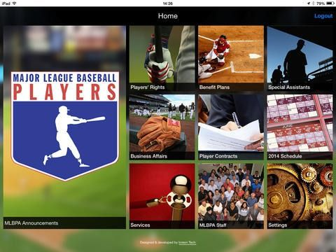 MLB App Puts Baseball Players' Careers in Their Own Hands