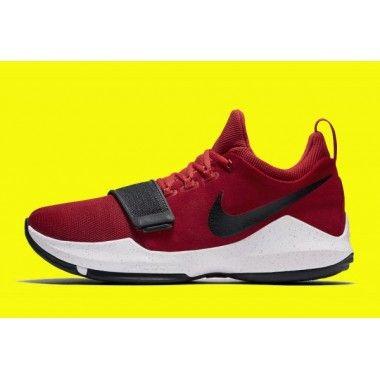 f0a41096a18e Nike PG 1 EP Men s University Red White-Black 878628-602