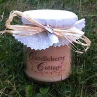 Vanilla candle in a jar - 'Made with Love' Collection £2.50