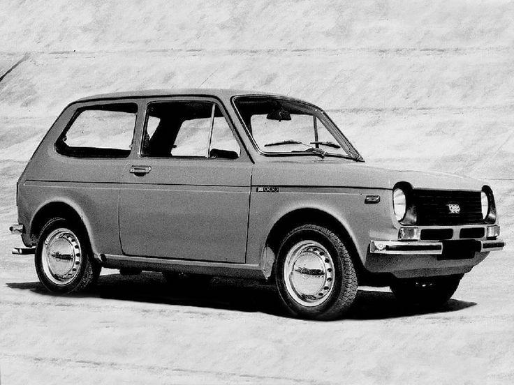 ВАЗ 2Э1101 '1973