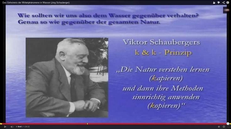 Die Seite wird ggf. noch ergänzt. . Viktor Schauberger: Die unendliche Kraft des Wassers Viktor Schauberger (1885-1958), ein einfacher…