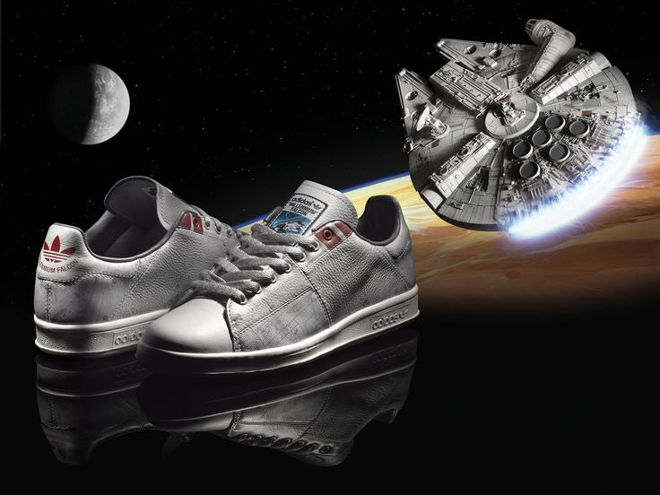 Adidas Brings The Star Wars Saga To Your Feet (8 Pictures)