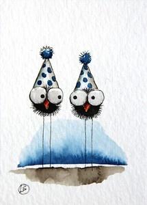 The birthday boys - Lucia Stewart