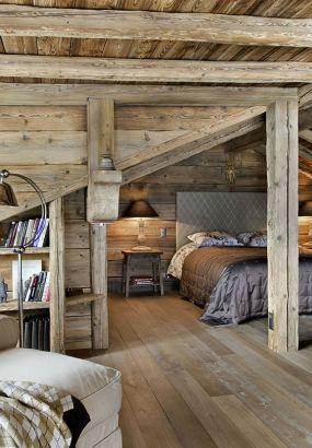 25 best chalets ideas on pinterest for Deco chalet