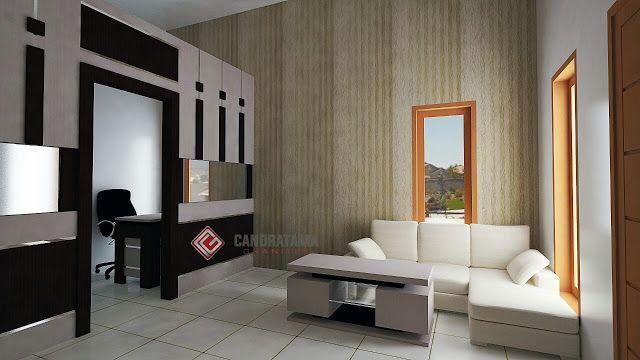 interior kediri - interior malang - interior nganjuk - interior blitar - interior jombang - interior tulungagung - interior trenggalek - kantor - ruang tunggu - minimalis