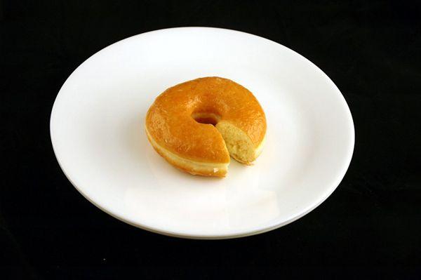 Visualizing 200 Calories: Same Food Portion, Same Plate