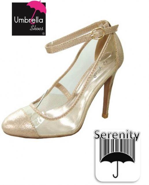 Modelo Serenity Gold www.zapatosdefiesta.cl
