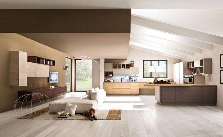 Oltre 25 fantastiche idee su cucine in legno chiaro su pinterest - Cucine in legno chiaro ...