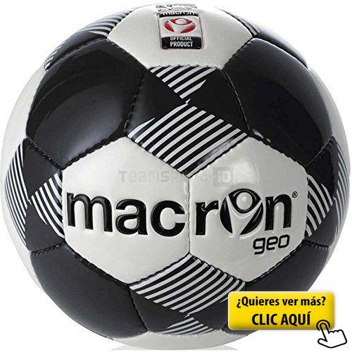 Balón fútbol sala Macron Geo, medida 5 #balon #sala