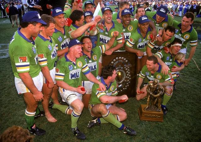 1994 Grand Final - Canberra Raiders
