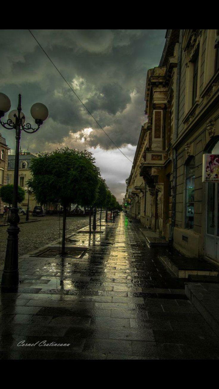 Brăila, Romania-Strada Mihai Eminescu-childhood memories...