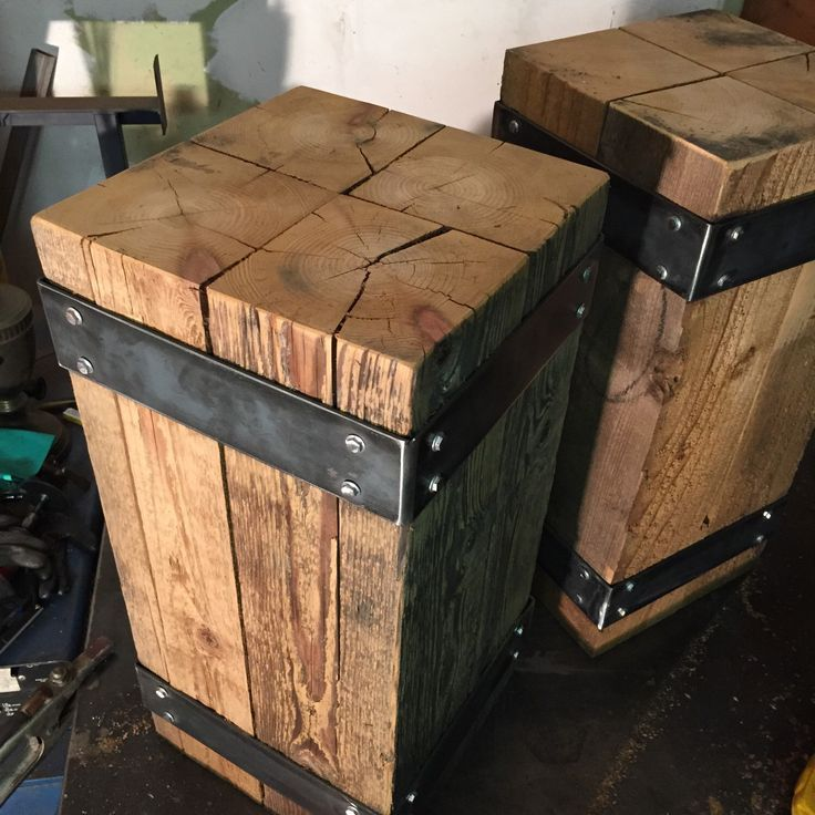 Visit our blog at http://forwoodart.tumblr.com/ with additional wood working projects.
