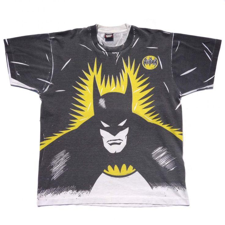 ビンテージ バットマン Tシャツ【BATMAN】【1980's~1990's】VINTAGE T-Shirts - RUMHOLE beruf online store