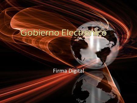 Firma Digital. Definición La firma digital es una herramienta tecnológica que permite garantizar la autoría e integridad de los documentos digitales,
