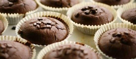 gemakkelijke Mini Nutella Cupcakes