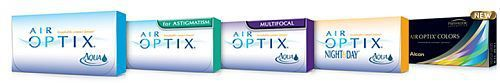 AIR OPTIX Contact Lenses Free One-Month Trial – US