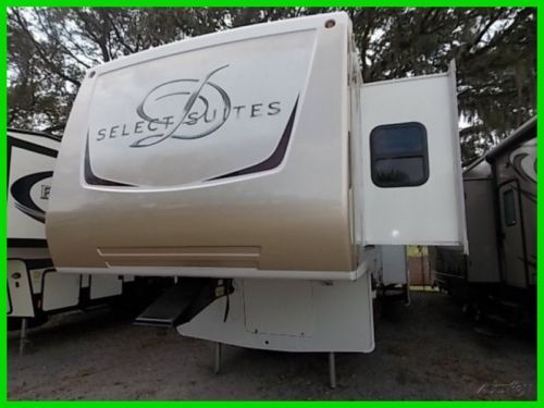 Fresh Trade 2010 DRV Select Suites 36KSBS Luxury Fifth Wheel RV camper 3 Slides | eBay Nice!