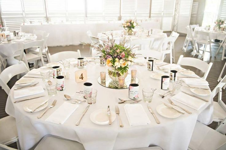 Mercure Townsville - Plantation Deck - Wedding Reception - White - Rustic - Flowers - Romantic  Photo Credit: Vicki Miller Photography  Styling: Wedding Works & Blue Events  Flowers: Townsville Flower Market