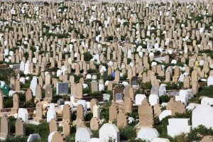 Funeral Traditions in Azerbaijan - Funeral services in Azerbaijan are exquisite ceremonies, which often cost well over US 1,000 dollars. This is a major problem for a country with an average annual per capita GDP of approximately US 3 000 dollars: Cemetariesto Buried