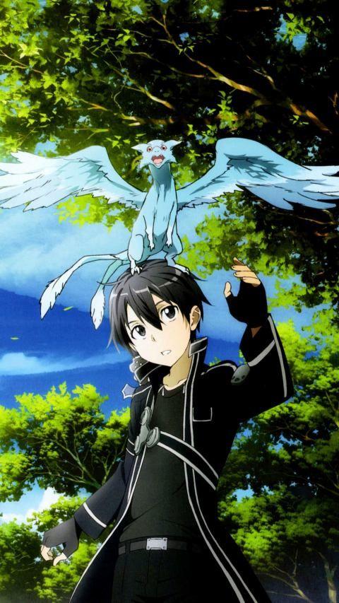 {Sword Art Online}