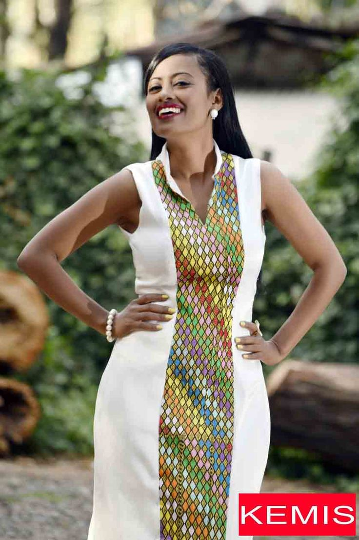 Modern Ethiopian Dresses – Kemis Designs #ethiopian_fashion #ethiopianfashion