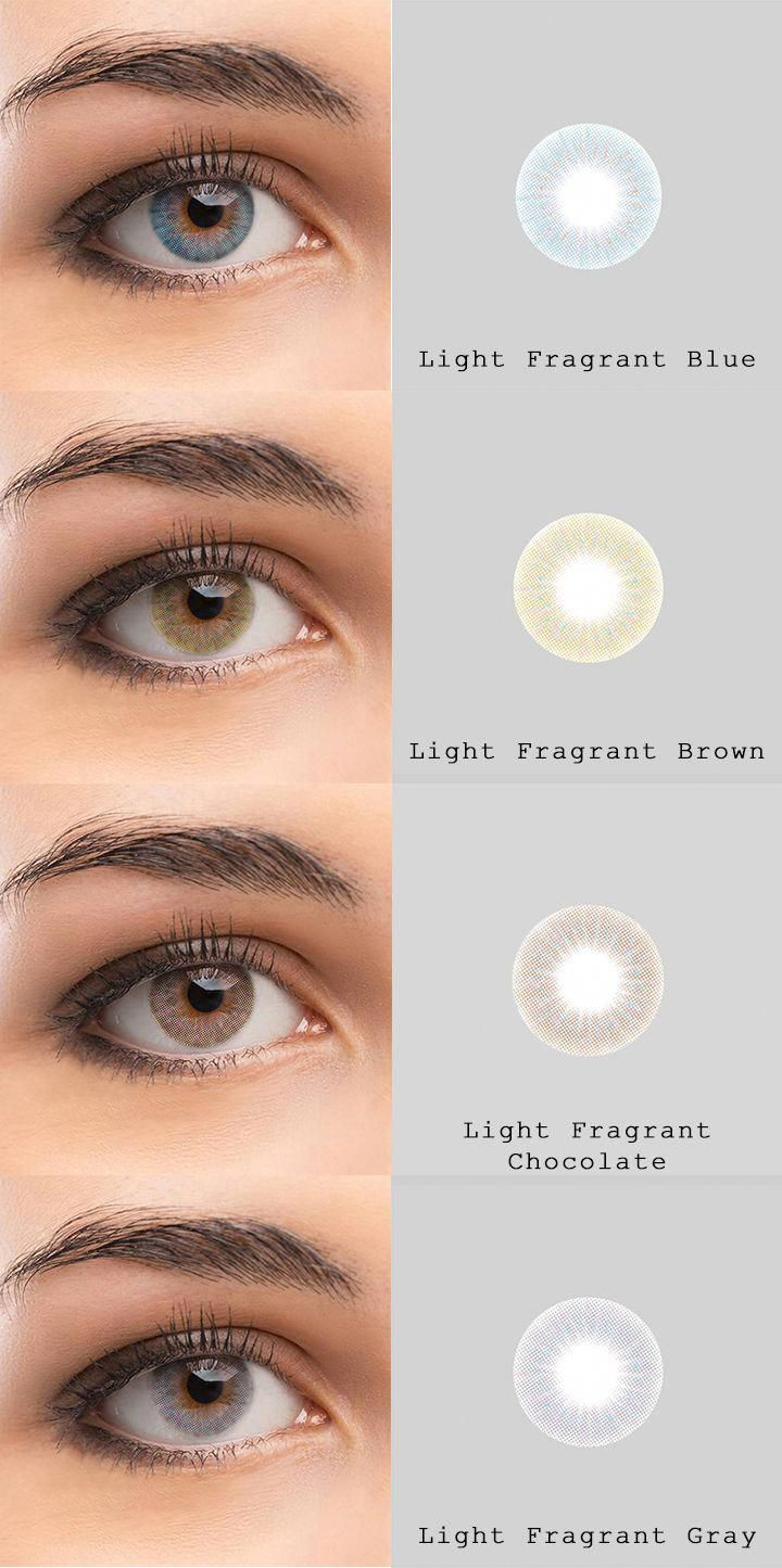 8578f7c1a microeyelenses.com Colored contact lenses online shop. Light Fragrant  series: Blue, brown