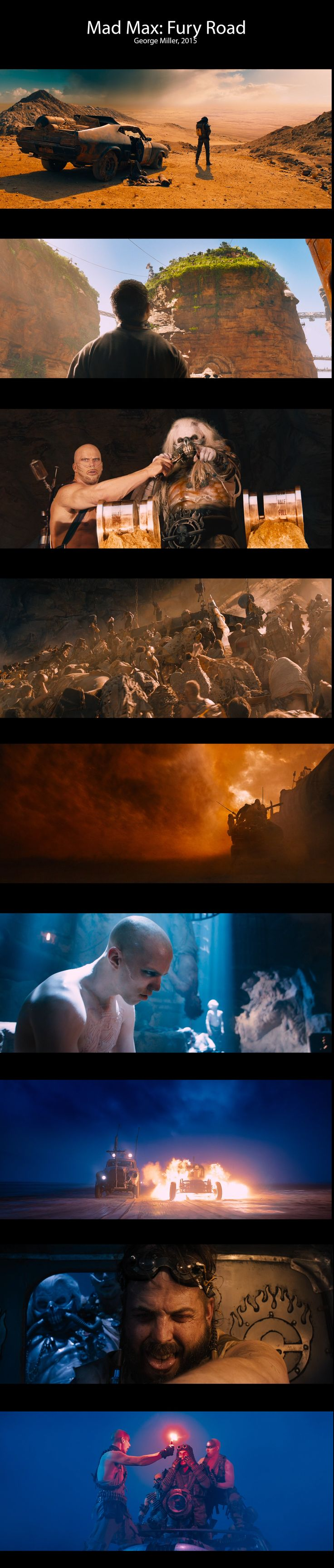 24 Best Cinematic Lighting Images On Pinterest Armies Battle And Diagram Kevin Kertz Mad Max Fury Road George Miller