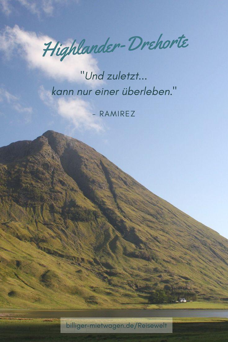 Highlander Es Kann Nur Einen Geben Was Fur Ein Treffender Titel Fur Diesen Kultigen Film Aus Den 1980er Jahren Denn Genaus Schottland Liebes Filme Reisen