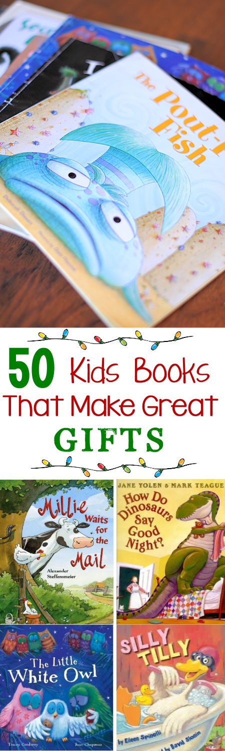 Books Make Great Gifts! Here are some fun recommendations for Christmas Gifts!
