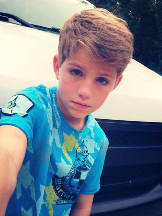 Can he be any more cuter!? I bet when he gets older hes gonna be hot! <3