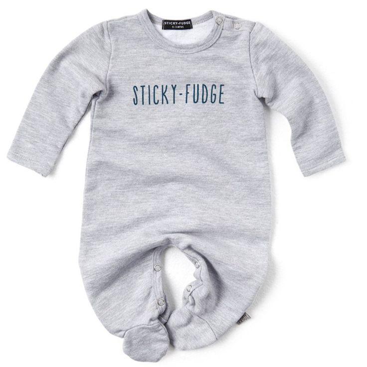 Phoenix Grower - Teal SF on Grey Melange - Clothing - boys - Baby Belle
