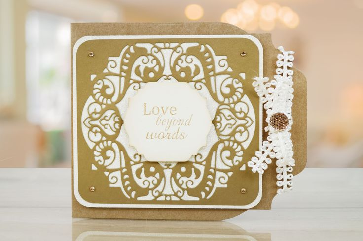 Tattered Lace Craft A Card