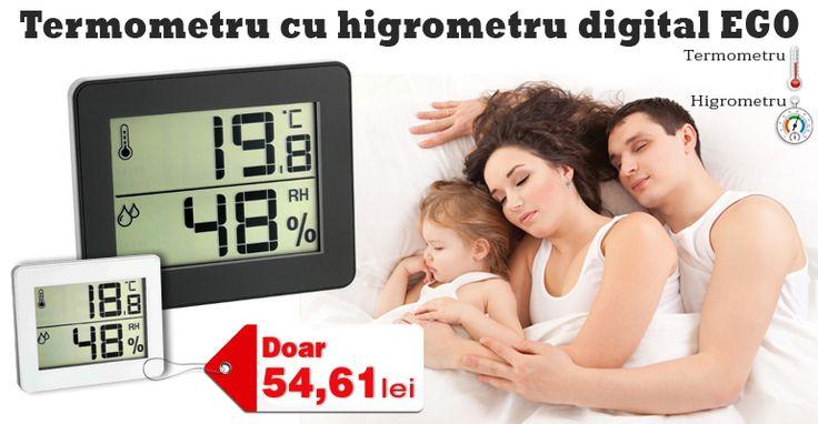 Cele mai ieftine termometre, doar pe www.malvi.ro