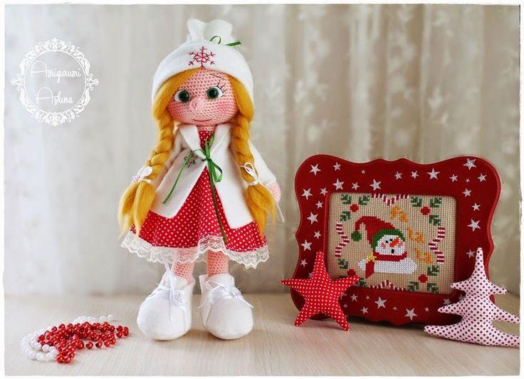 Yeni yıl,Amigurumi Yeni yıl bebeği,amigurumi new year doll,new year,10 marifet yarışma,hobium ödüllü yarışma, #ödüllü2014yılbaşıyarışması,yeni yil hediyesi,amigurumi free pattern,amigurumi doll,amigurumi bebek yapılışı,crochet doll pattern,crochet toys free pattern,amigurumi doll free pattern