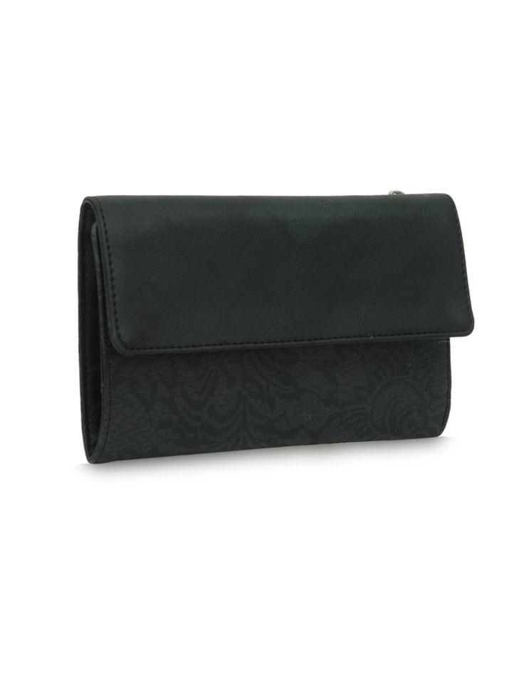 W Aads Dhadkan Grey : A striking grey wallet by Baggit