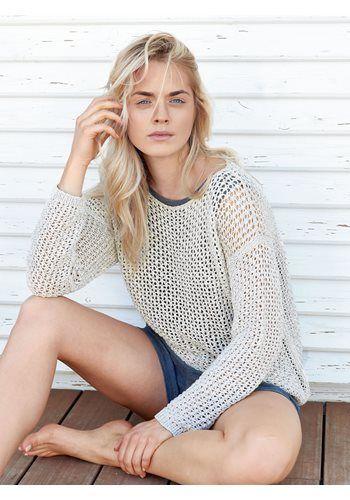 16 besten Lana Grossa Doppio Bilder auf Pinterest | Modell, Frühjahr ...