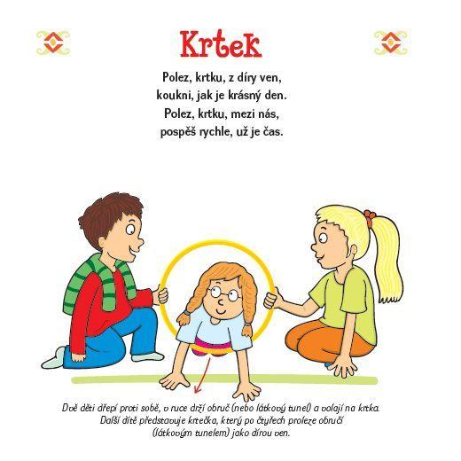 Výsledek obrázku pro básničky s pohybem pro děti