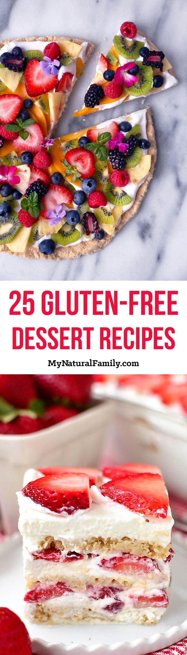 I can't believe all these desserts are gluten-free. They all look so good!