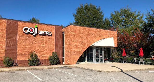 Goji Bistro Restaurant Review - Cary, NC