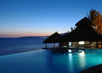 Nuevo Vallarta, Mexico - I was here for the World Economic Forum. We stayed at a resort like this on the water. I taught sunrise yoga to my colleagues in the garden overlooking the ocean. It was gorgeous!!