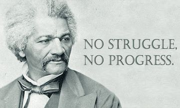 A Note To Trump, From Frederick Douglass' Direct Descendants
