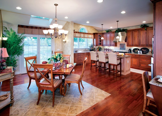 Toll brothers langley toll brothers at saddle creek for Bethel kitchen designs