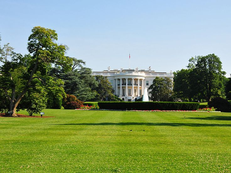 Who knew? The president of the United States lives in a national park. Every president since John Adams has called the White House home. The 6-story, 132-room home, in the style of an Irish country manor, is part of the 18-acre grounds we know as President's Park. Want to tour the White House? Make your request to your member of Congress 6 months in advance.Location: View of Truman Balcony and Ellipse from Constitution Avenue