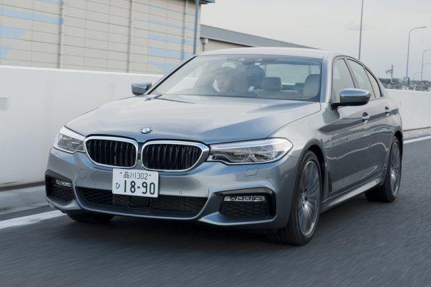 【新型BMW5シリーズ試乗】Eクラスを超えるスポーツカー顔負けのハンドリング | clicccar.com(クリッカー)