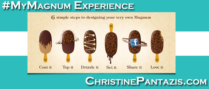 #MyMagnum Experience at the Magnum Pleasure Store – OH MY. #Magnum #IceCream #Toronto #PrivateEvent