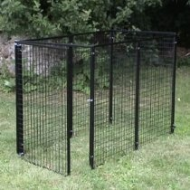 Modular Heavy Duty Powder Coated Kennel